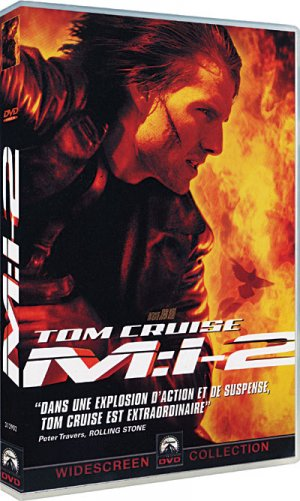 Mission: Impossible II édition Simple