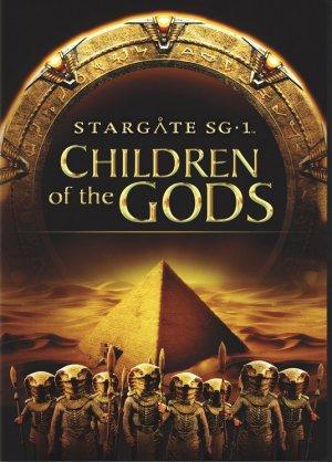 Stargate SG1 : Children of the gods édition Simple