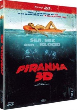Piranha 3D édition Combo