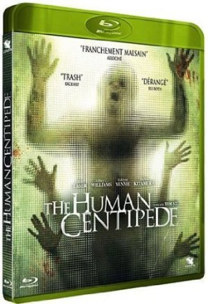 The human centipede édition Simple