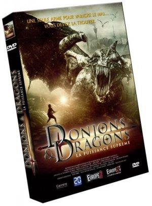 Donjons & Dragons : La puissance suprême édition Simple