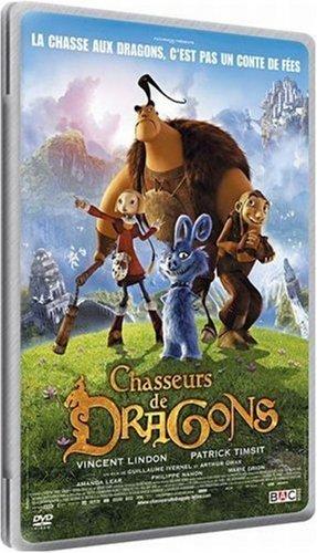 Chasseurs de dragons édition Simple