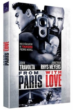 From Paris With Love édition Simple