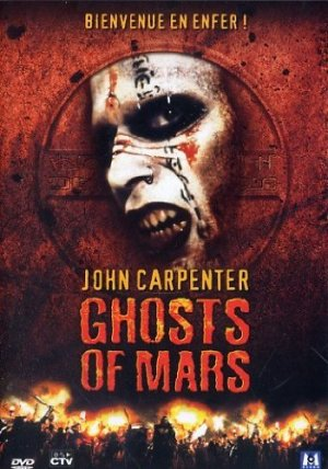 Ghosts of Mars édition Simple