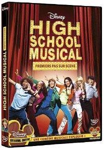 High school musical: premier pas sur scène édition Simple