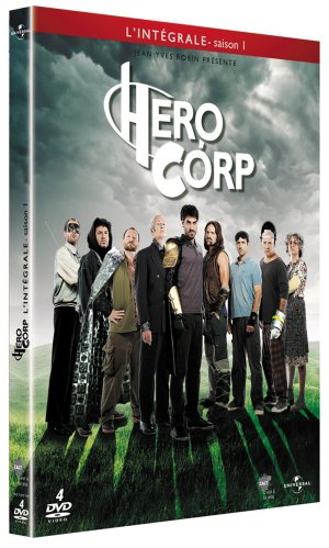 Hero Corp édition Simple