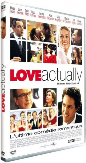 Love Actually édition Simple
