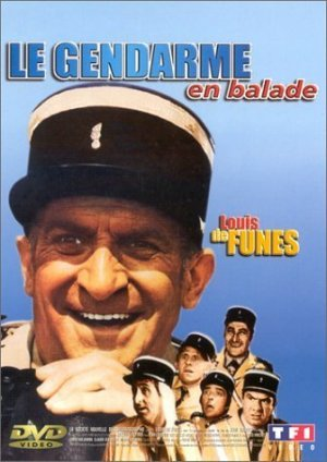 Le Gendarme en balade édition Simple