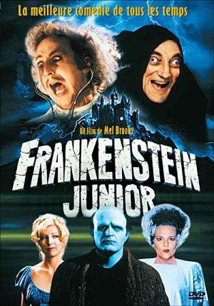 Frankenstein Junior édition Simple