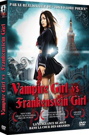 Vampire Girl VS Frankenstein Girl édition Simple