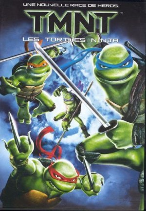 TMNT les tortues ninja édition Simple