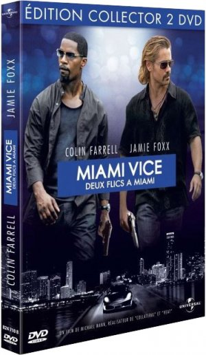 Miami vice - Deux flics à Miami édition Collector