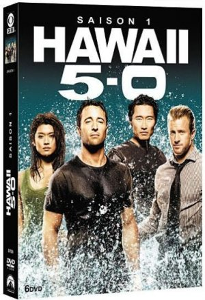 Hawaii 5-0 édition Simple