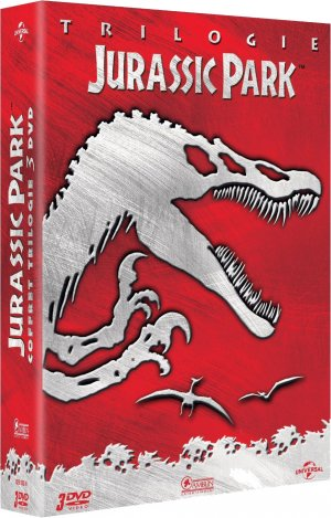 Jurassic Park - Trilogie édition Simple