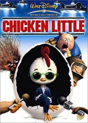 Chicken little édition Simple