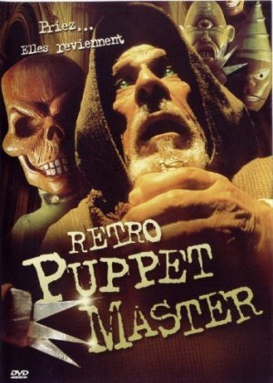 Puppet Master VII : Retro Puppet Master édition Simple