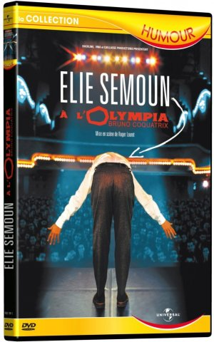 élie semoun à l'olympia édition Simple