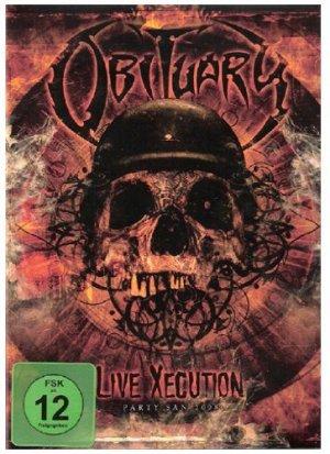 Obituary - Live xecution party san 2008 édition Simple