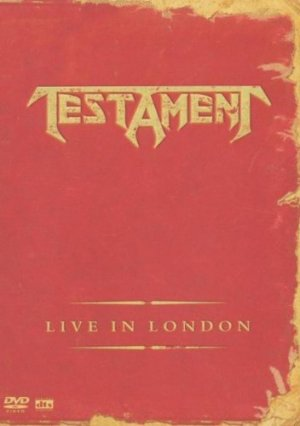 Testament - Live in london édition Simple