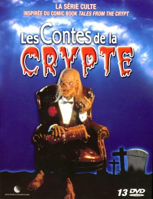 Les Contes de la crypte édition Coffret 13 DVD