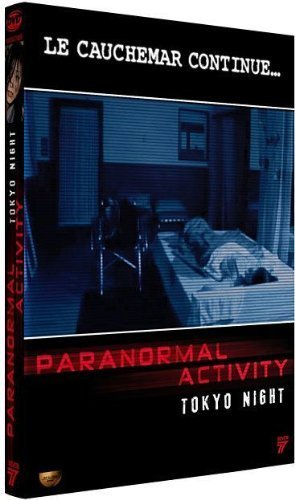 Paranormal Activity - Tokyo Night édition Simple