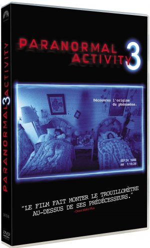 Paranormal Activity 3 #1