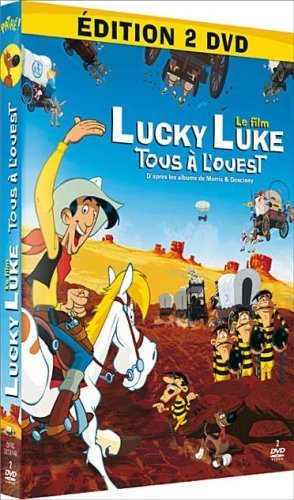 Tous à l'ouest: Une aventure de Lucky Luke édition Simple