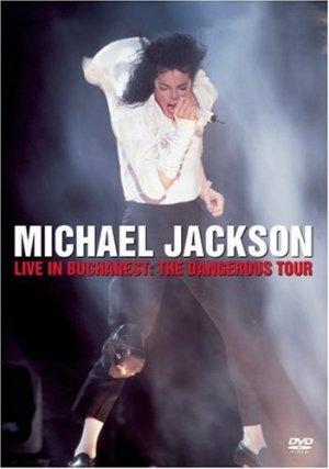 Michael Jackson - Live In Bucharest: The Dangerous Tour édition Simple