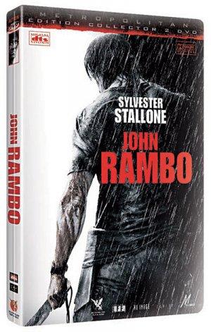 John Rambo édition Collector