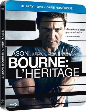 Jason Bourne : l'héritage édition Limitée