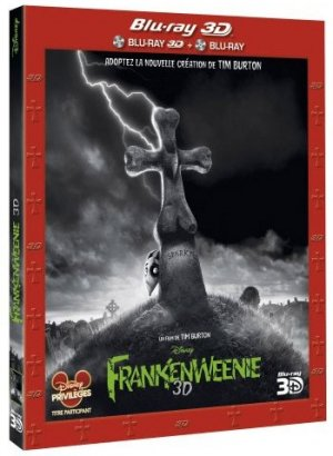 Frankenweenie édition Simple