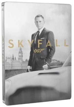 Skyfall édition Collector