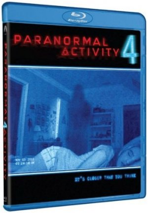 Paranormal Activity 4 édition Simple