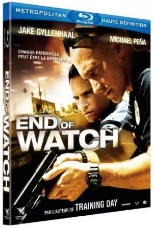 End of Watch édition Simple