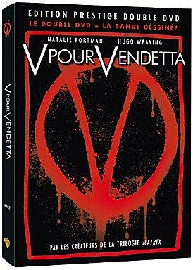 V pour Vendetta édition Prestige