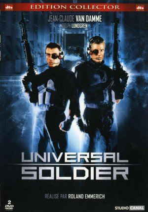 Universal Soldier édition Collector