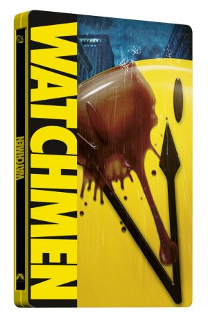 Watchmen - Les Gardiens édition Collector