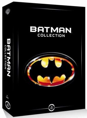 Batman - Films 1 à 4