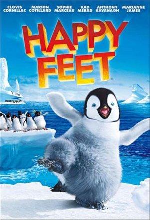 Happy feet édition Simple