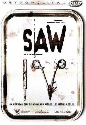 Saw 4 édition Simple