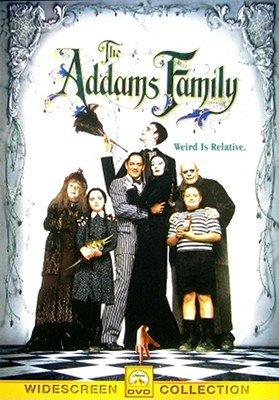 La famille Addams édition Simple