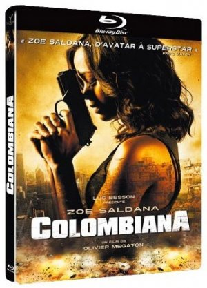 Colombiana édition Combo