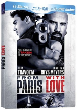 From Paris With Love édition Combo