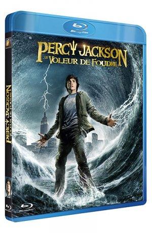 Percy Jackson: Le voleur de foudre édition Combo