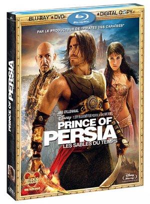 Prince of Persia : les sables du temps édition Combo