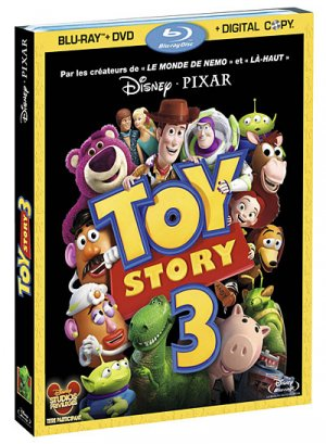 Toy Story 3 édition Combo