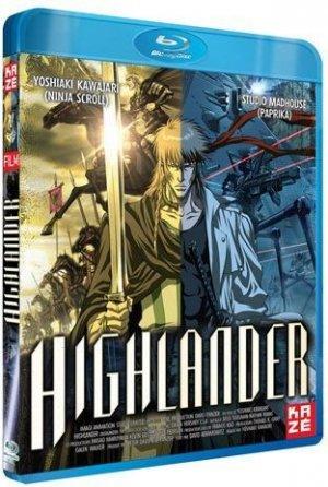 Highlander, Soif de Vengeance édition Simple
