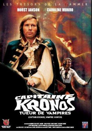 Capitaine Kronos, tueur de vampires édition Simple