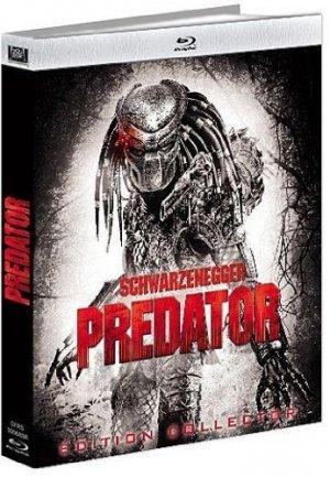 Predator édition Digibook Collector Blu-ray + DVD + Livret