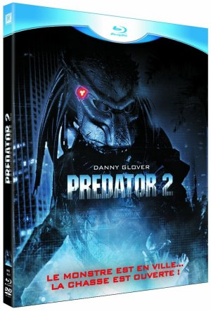 Predator 2 édition Combo